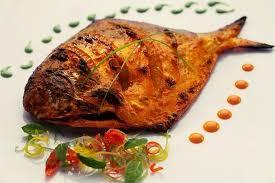Cooking method of Kasturi fish
