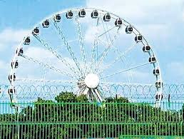 Delhi Eye - India Giant Wheel