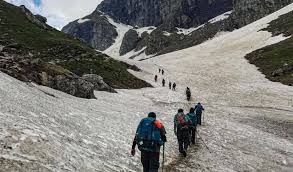 Best time to visit HAMPTA PASS TREK