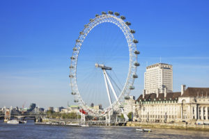 Facts file of London eye